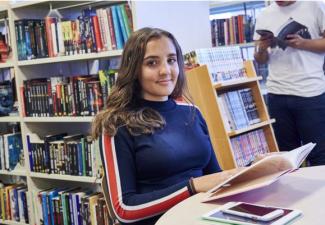 Läsande elever i Jönköping bidrar till Musikhjälpen